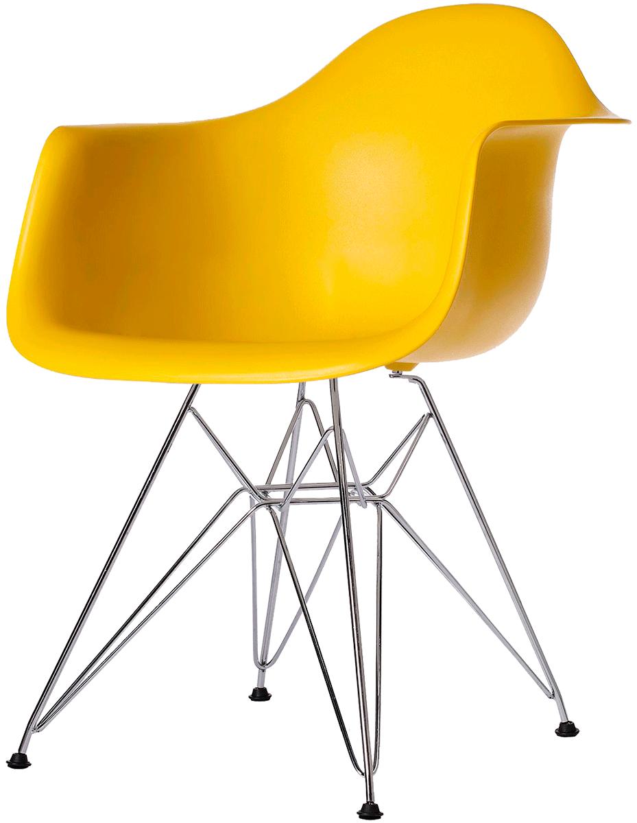 Cadeira Eames Dar polipropileno infantil