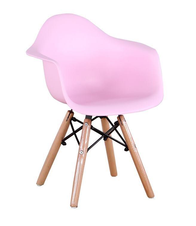 Cadeira Eames Daw polipropileno infantil