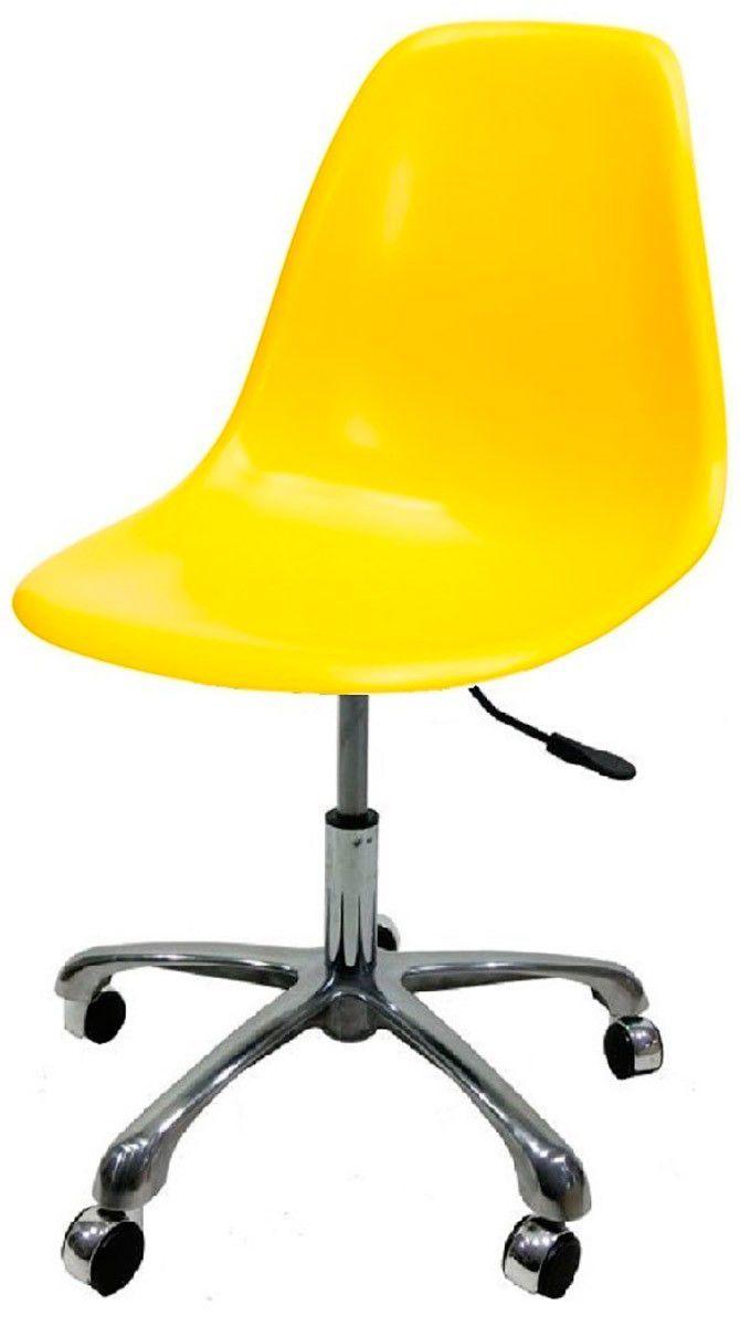 Cadeira Eames Dsr Office polipropileno
