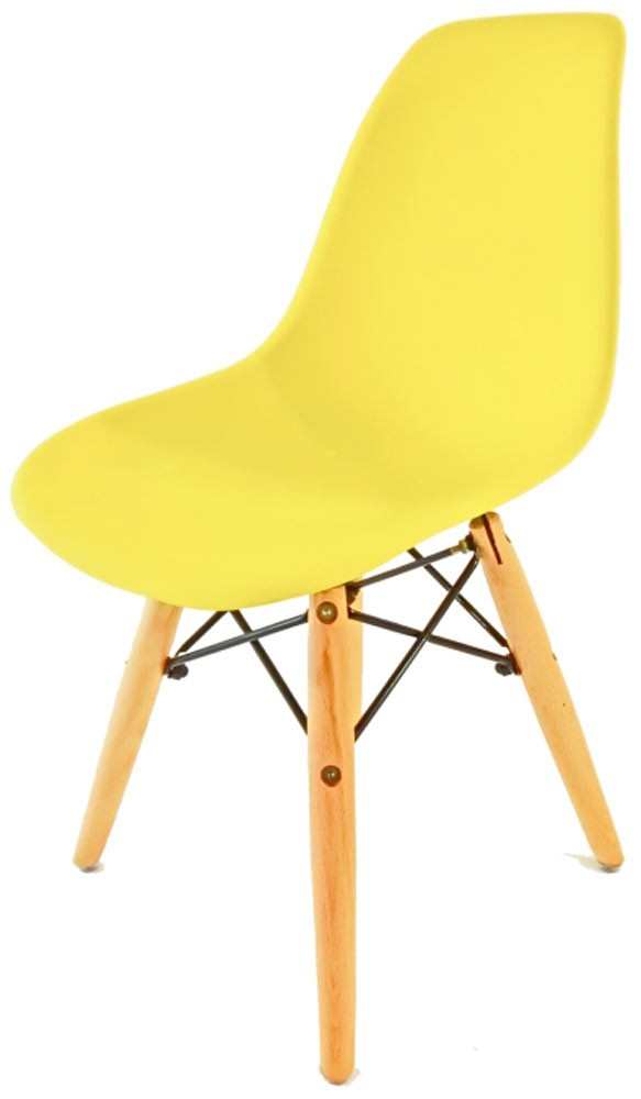 Cadeira Eames DSW Kids infantil