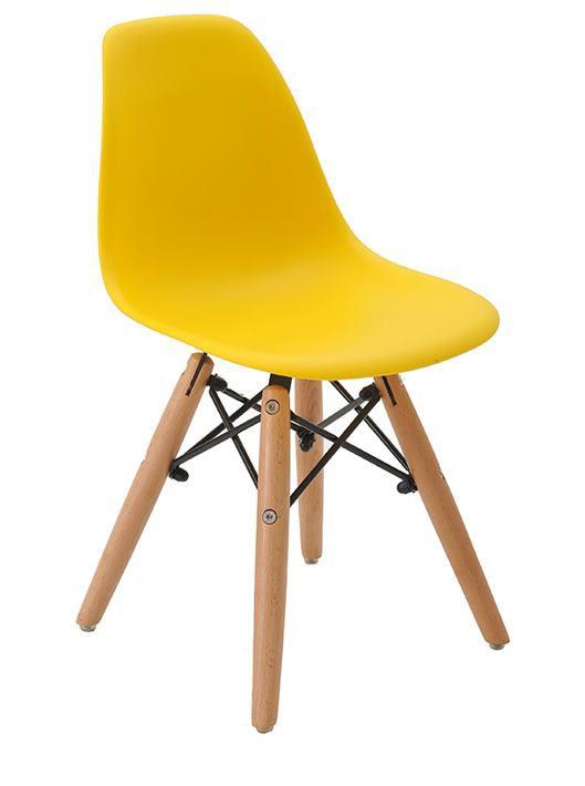 Cadeira Eames Dsw Polipropileno Infantil