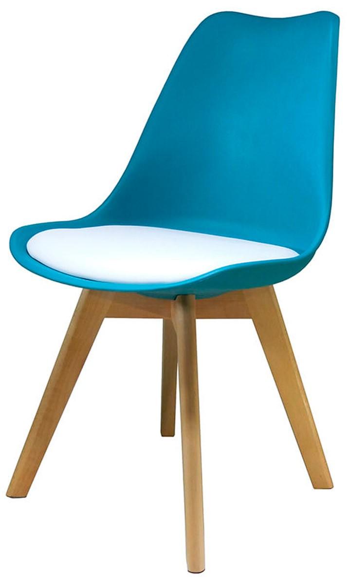 Cadeira Eames Leda Polipropileno