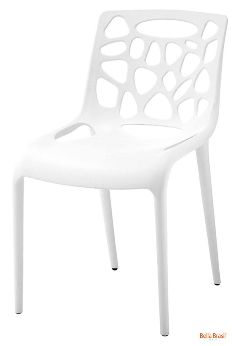 Cadeira Giulianna em Polipropileno