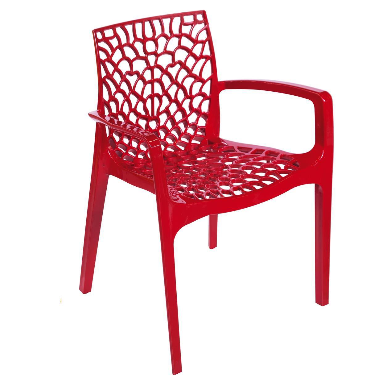 Cadeira Gruvyer com Braco