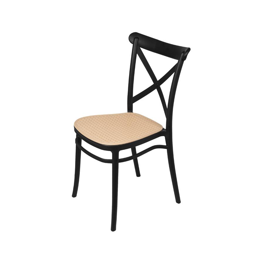 Cadeira Jagra em Polipropileno Empilhável