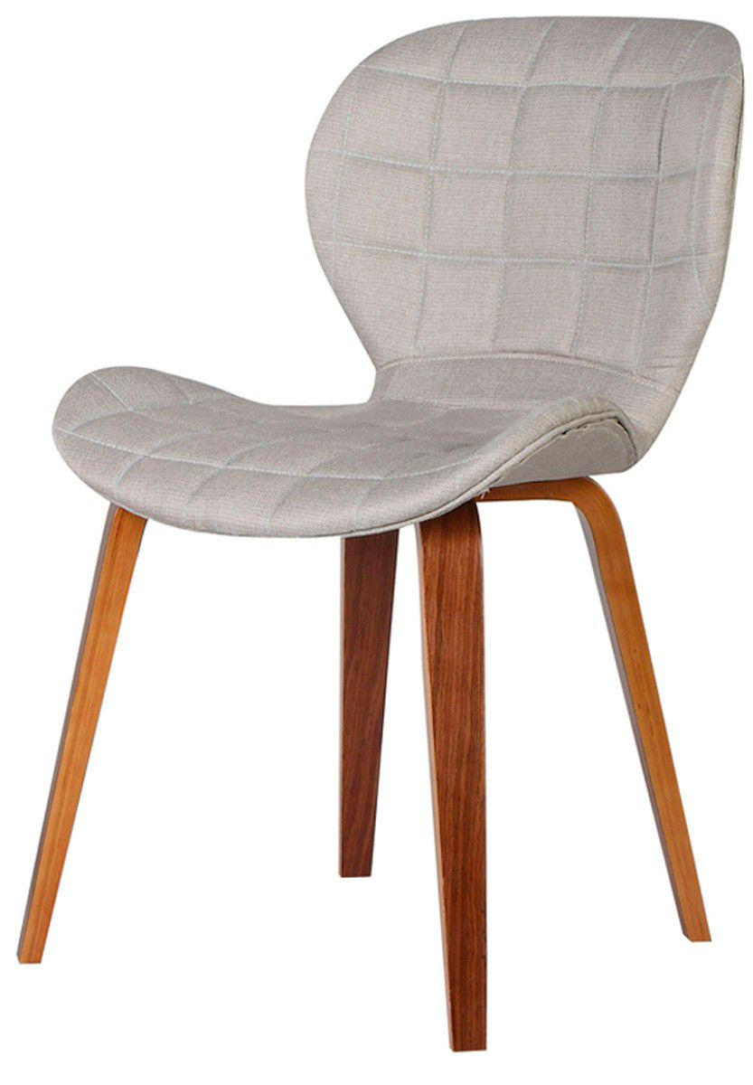 Cadeira Madrid em Linho