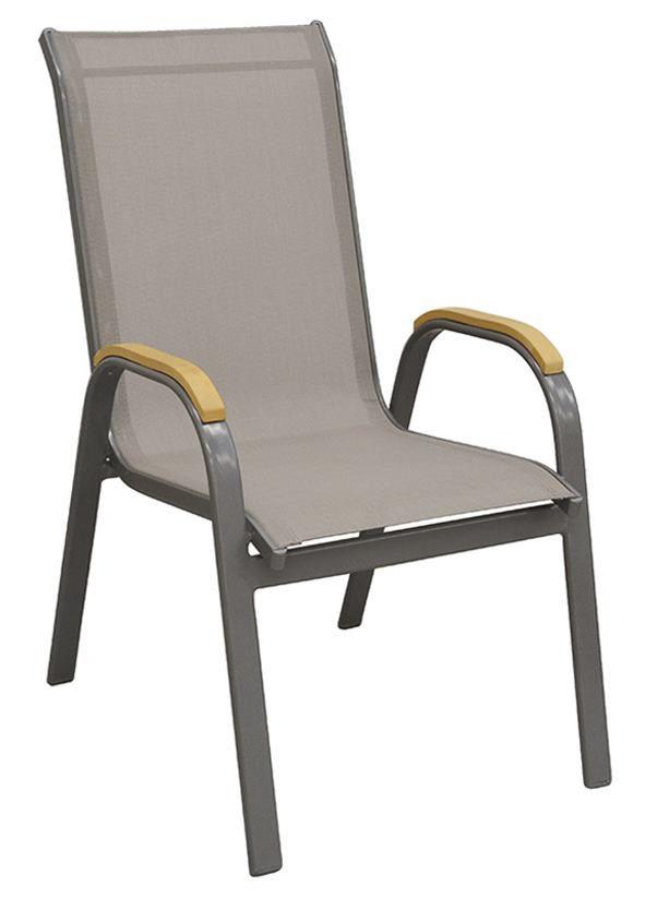 Cadeira Maresias em Alumínio