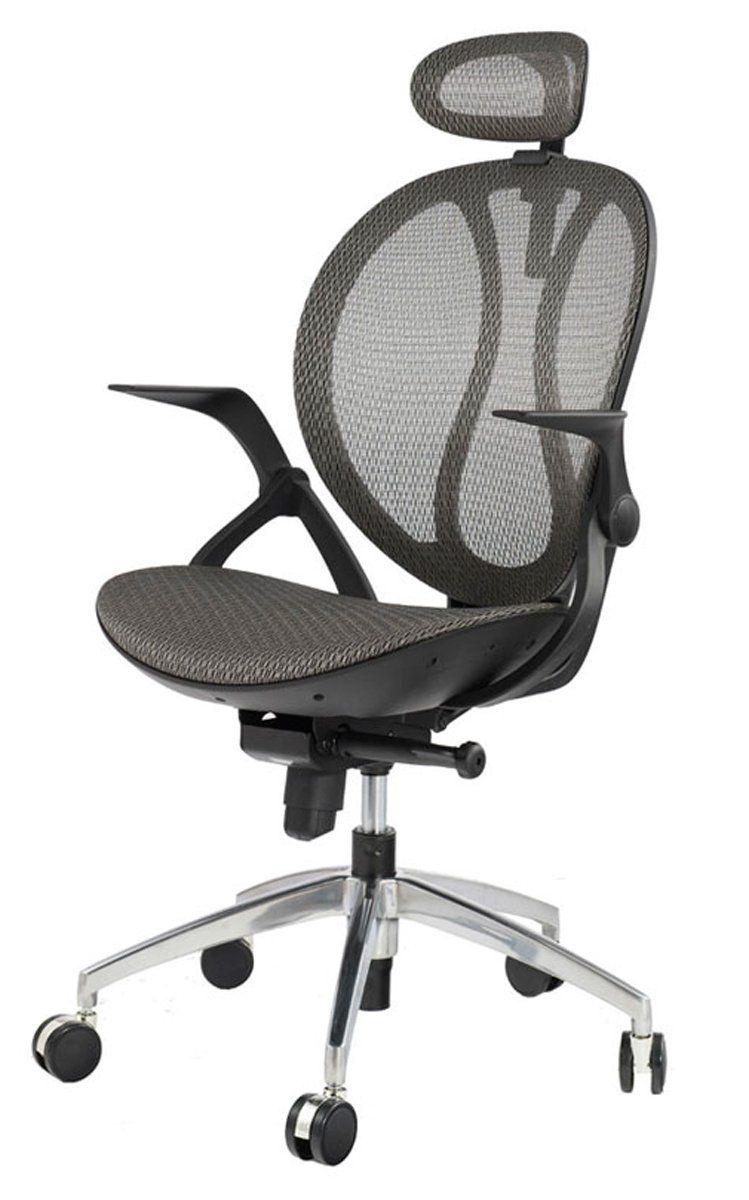cadeira office Assis material em tela mesh  pé em alumínio