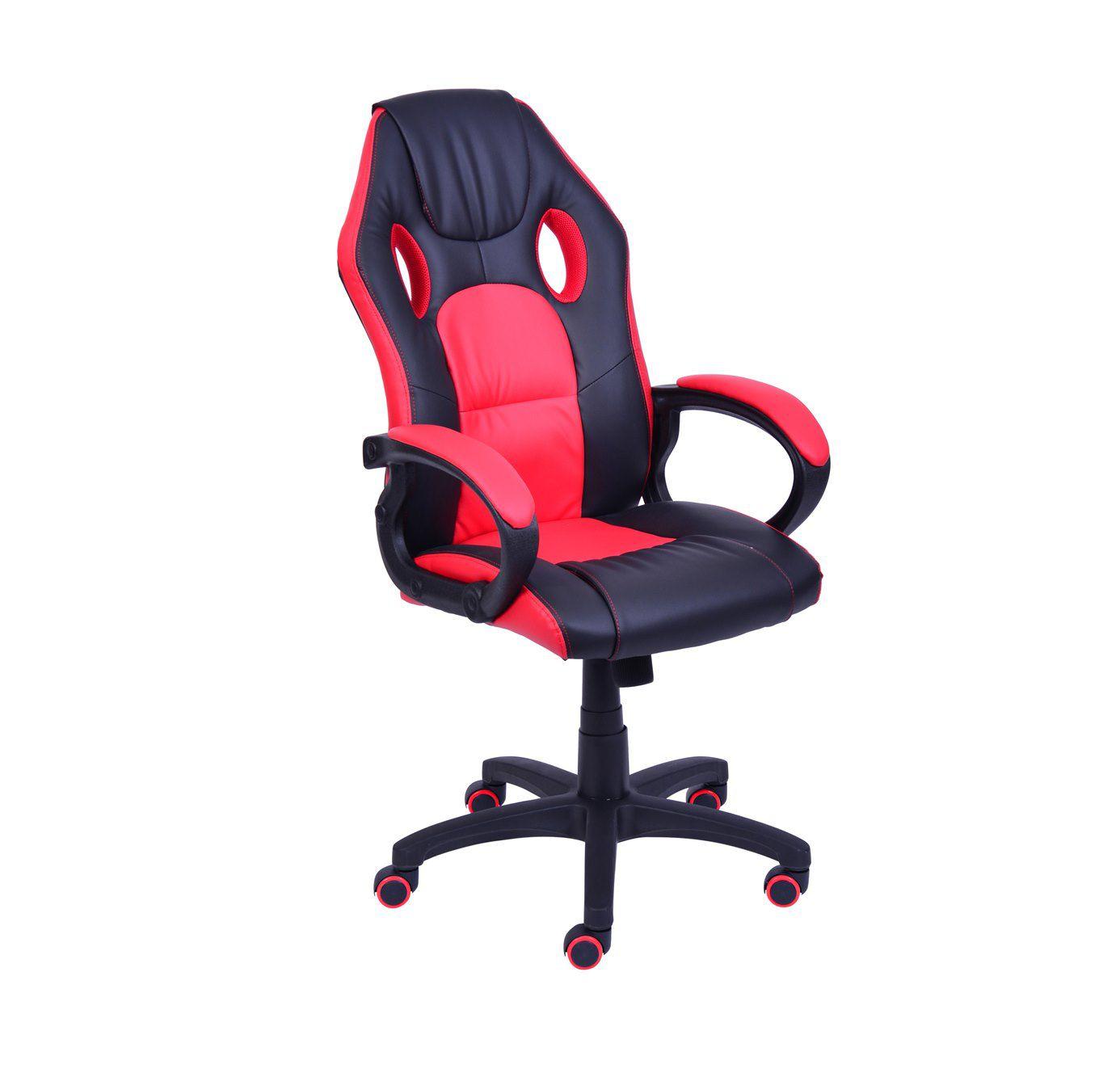 Cadeira Gamer V4 Estofada
