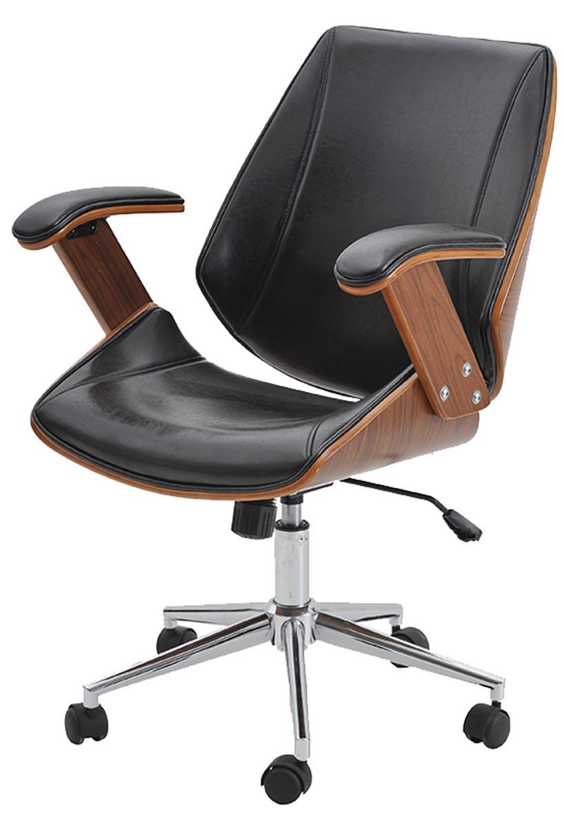 cadeira office Porto  Revestida em Pu sem encosto