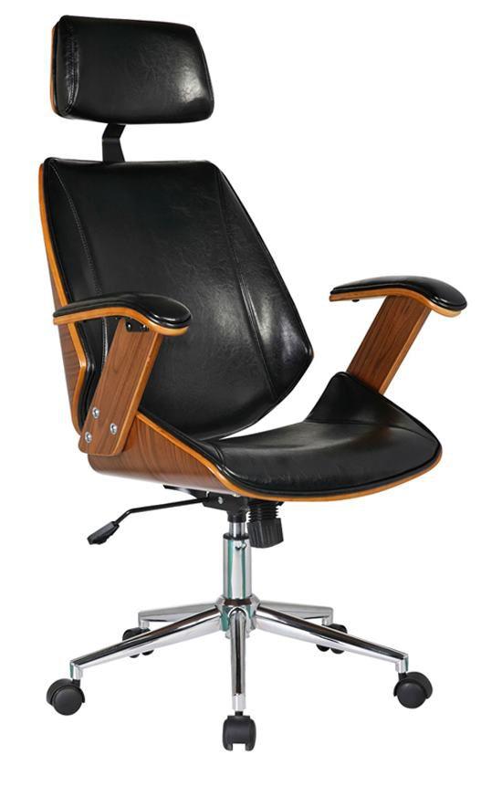 Cadeira Office Porto Com Encosto