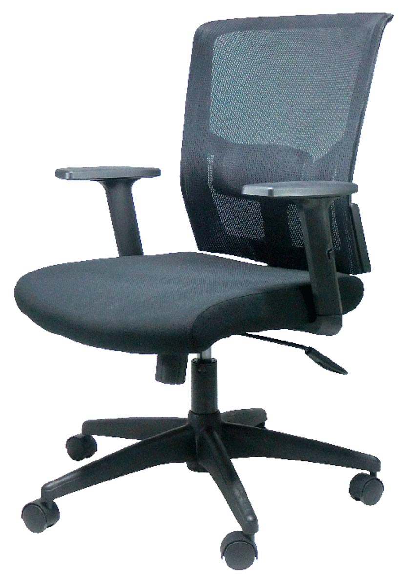 Cadeira Office Top Max sem encosto
