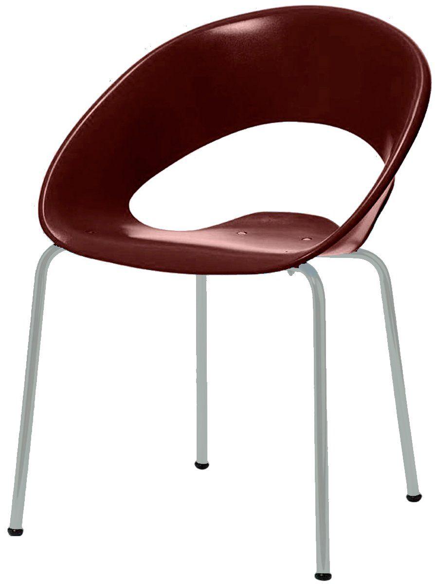 Cadeira Polipropileno Pintada Ferrette