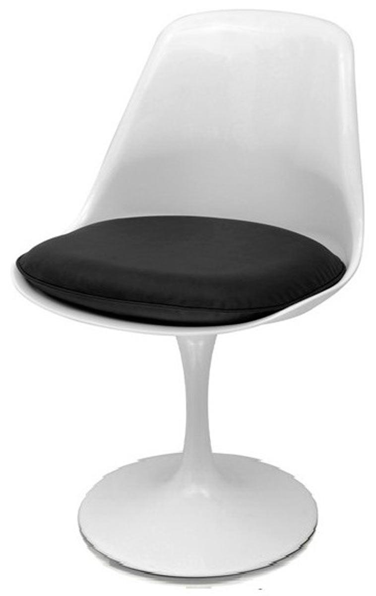 Cadeira Saarinen tulipa sem braço