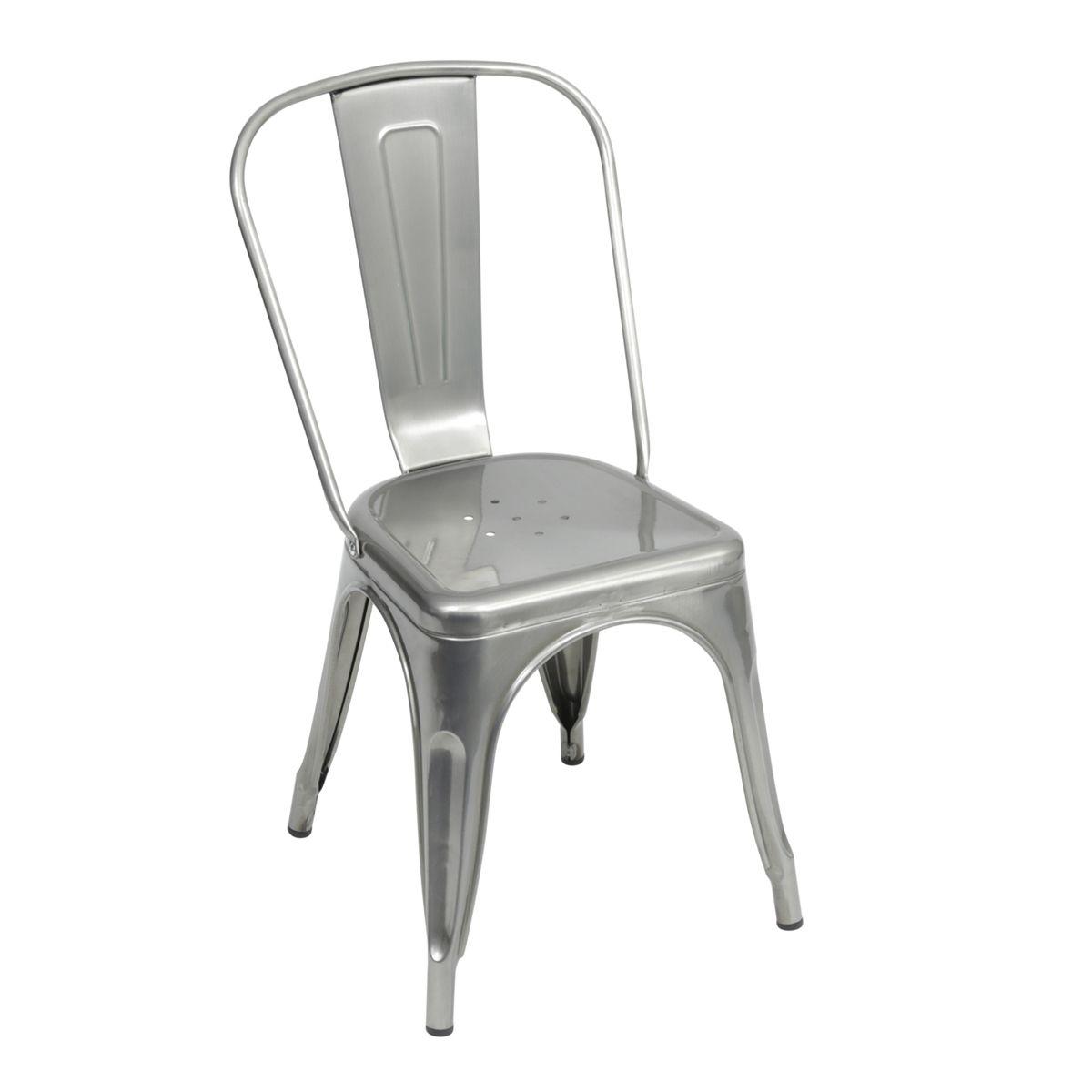 Cadeira Tolix Iron Natural