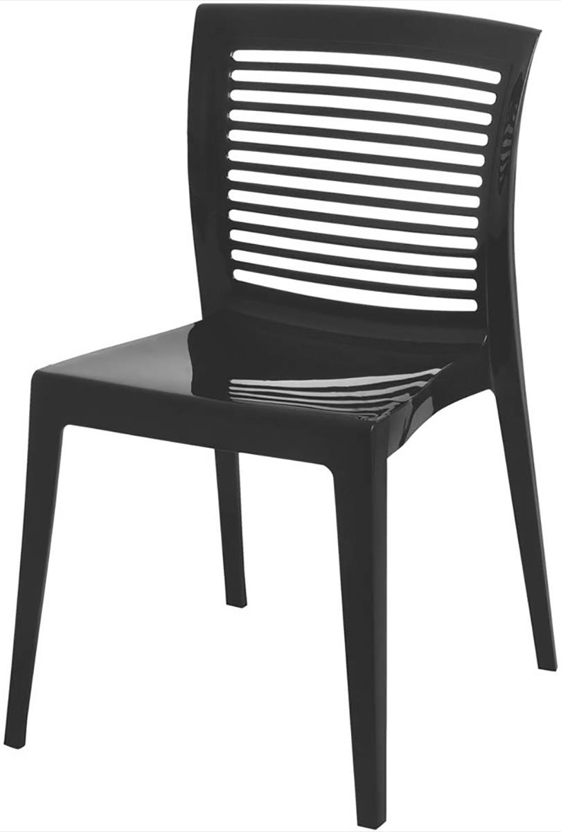 Cadeira Victoria Vazada sem Braço