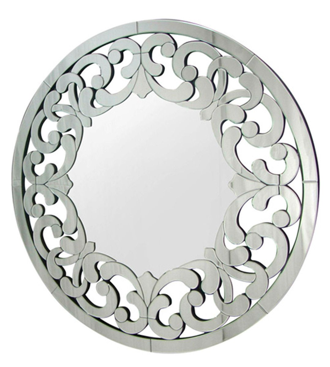 Espelho Veneziano Bisotado Giudecca