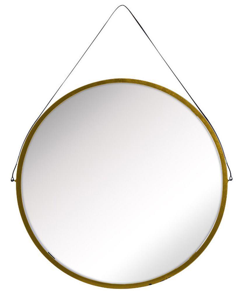 Espelho Diamond Com Borda e Fita