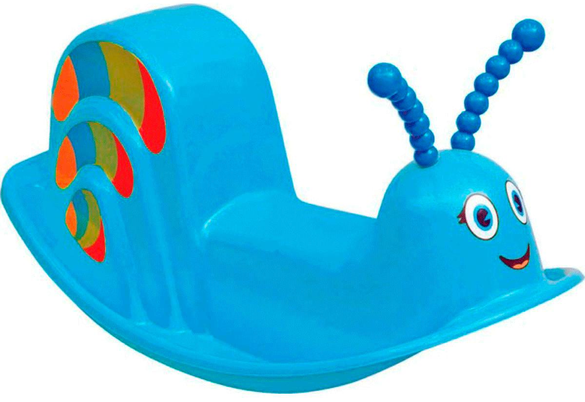Gangorra Infantil Dindon Azul - Ponta de estoque