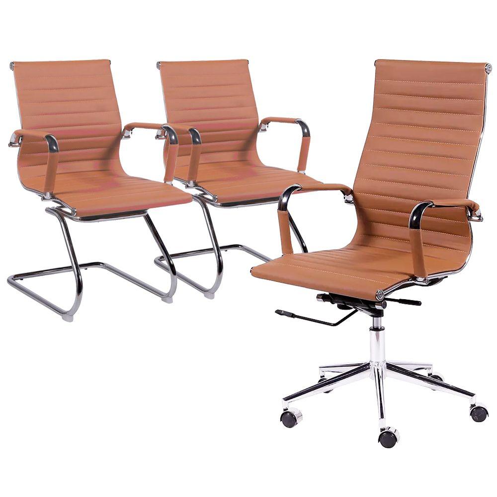 Kit Eames Office Esteirinha Corino