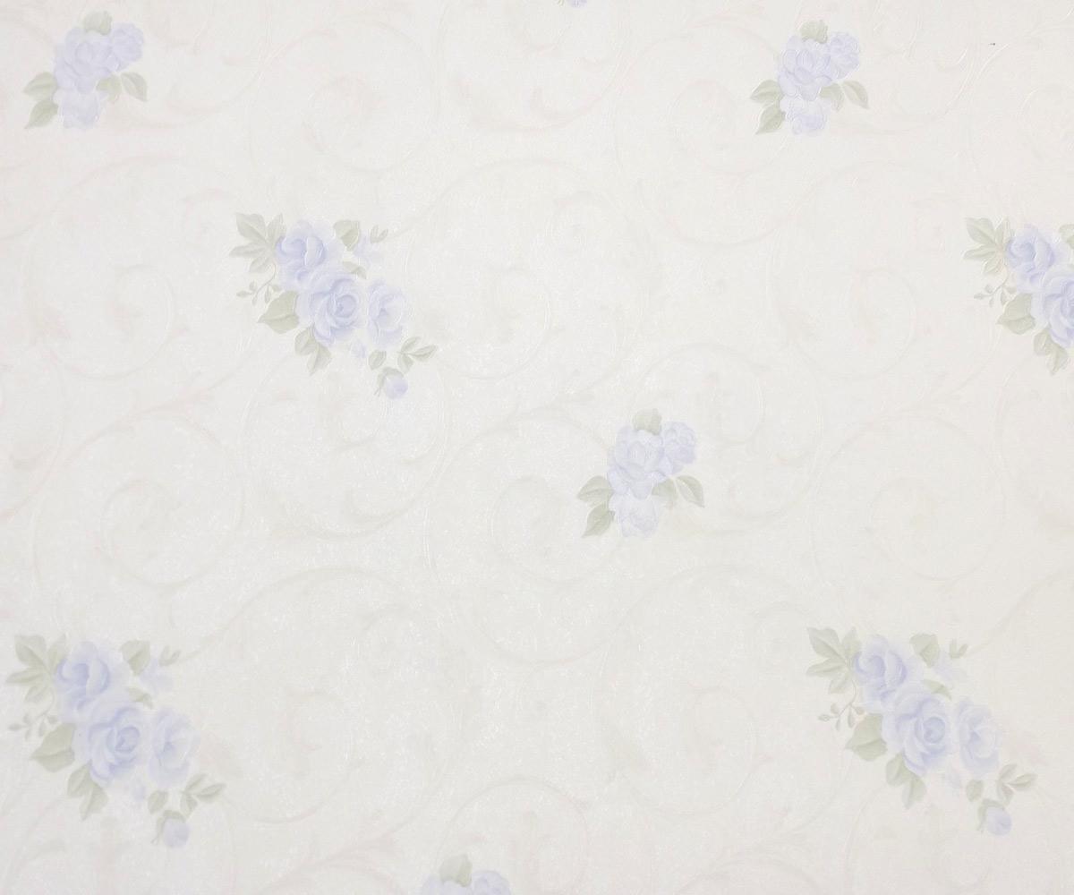 Papel de Parede Azul Celeste YD33203023