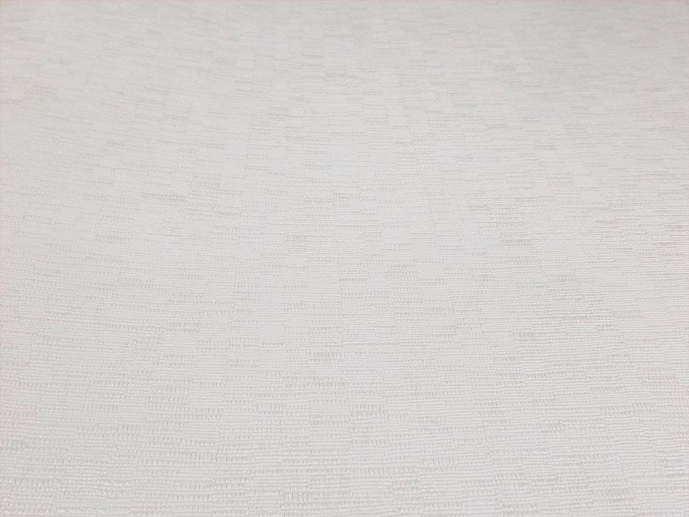 Papel de Parede Branco e Prata BH9080501