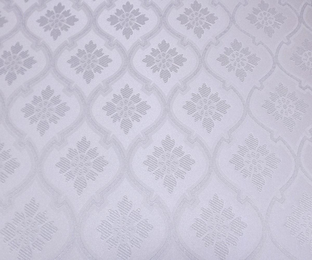Papel de Parede Branco Gelo MD30105055