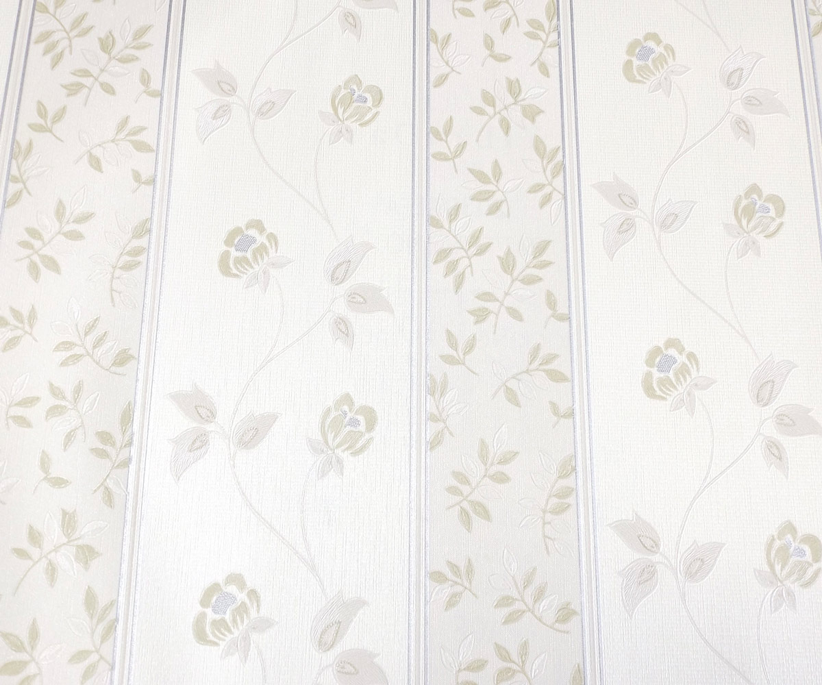 Papel de Parede Branco Off White Yd48203046