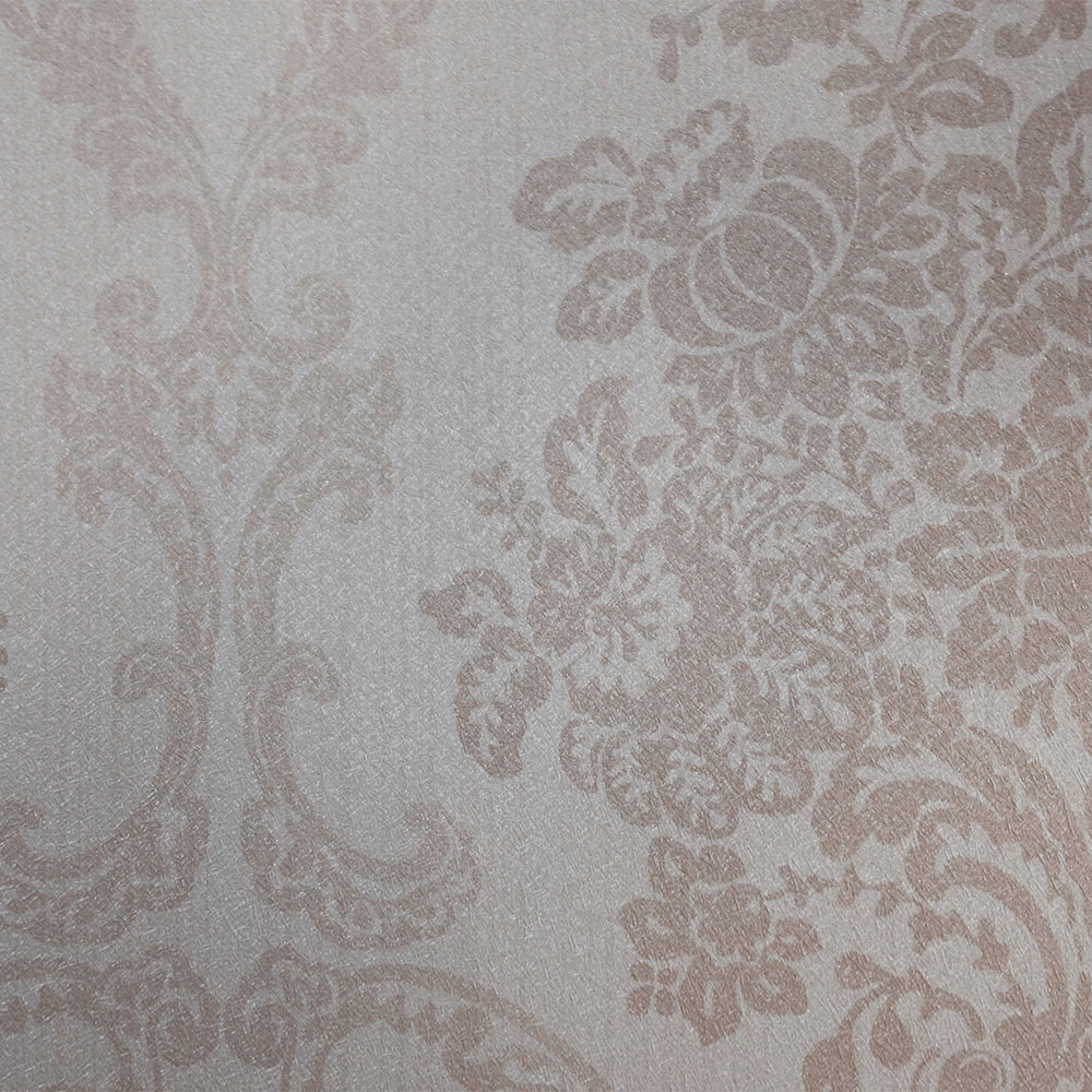 Papel de Parede Salmão Rose FS061306