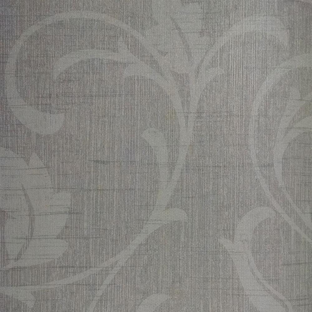 Papel de Parede Cinza Claro FS622010