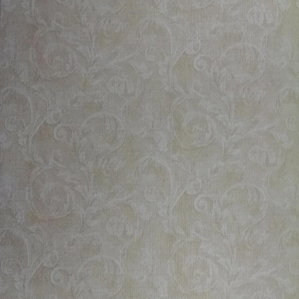 Papel de Parede Branco Cru FS793001