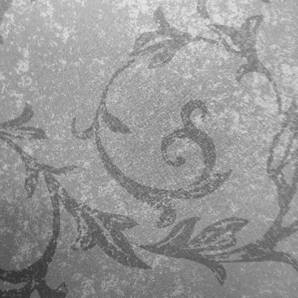 Papel de Parede Cinza Grafite FS131506