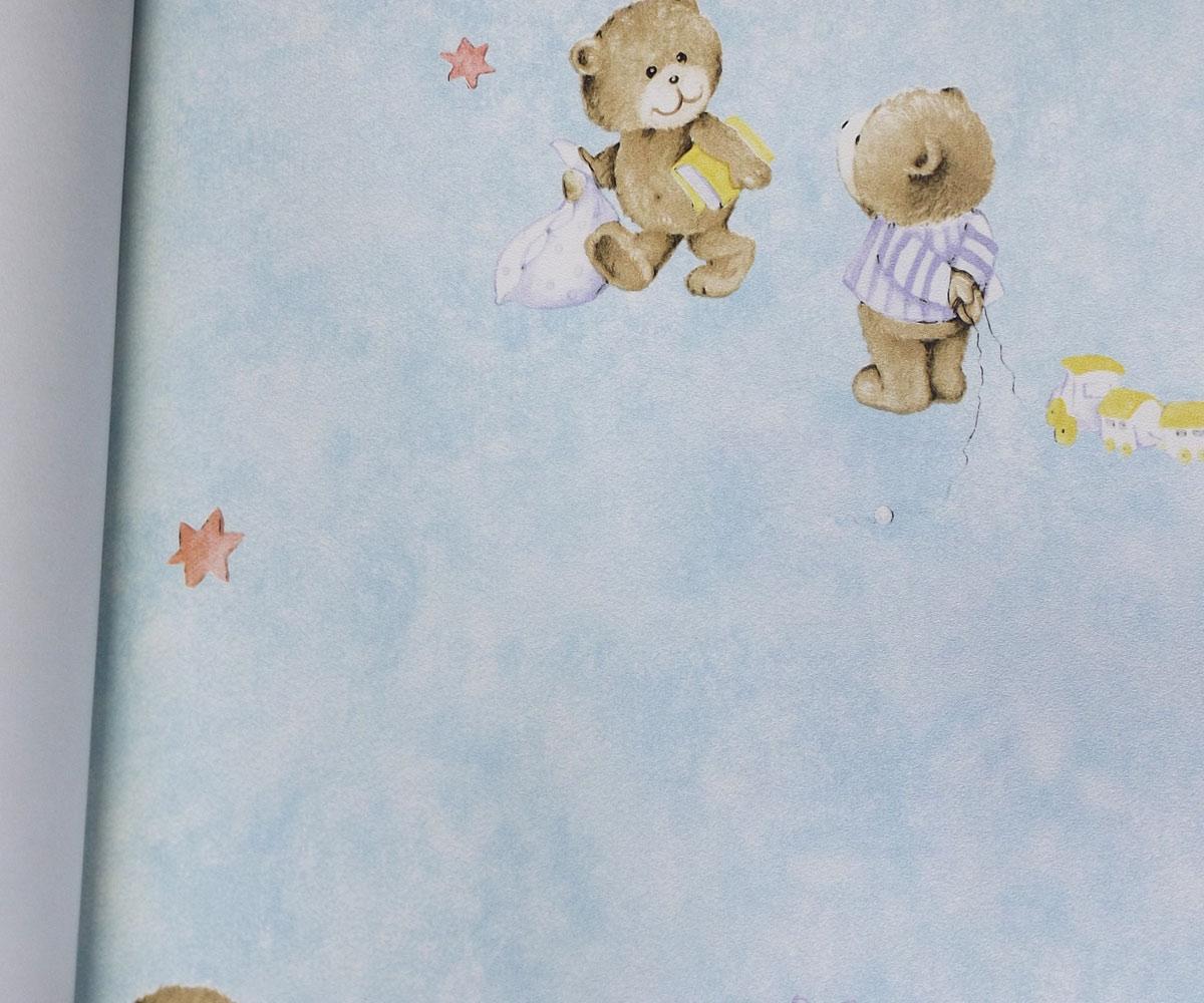 Papel de Parede Infantil Rs26f55033
