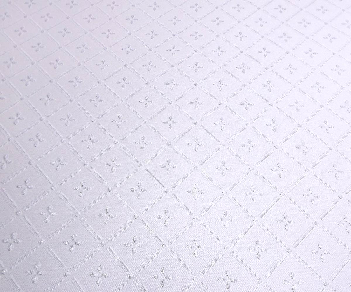 Papel de Parede Branco Gelo MD37105045
