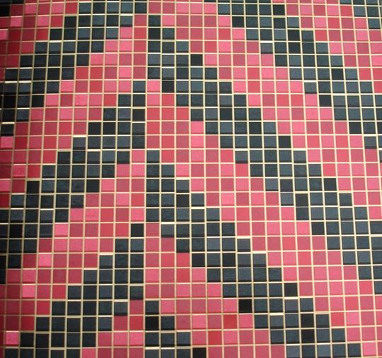 Papel de parede Preto e Vermelho PL2313107