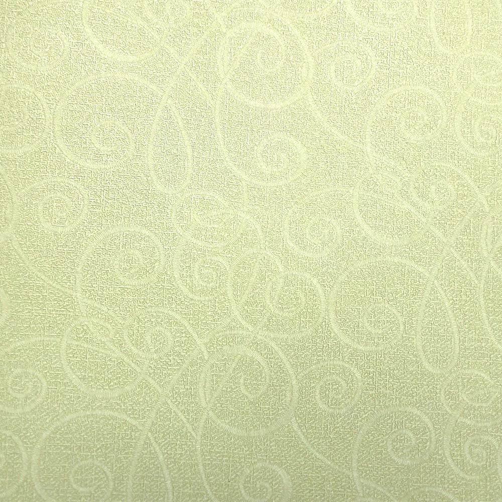 Papel de Parede Verde Suave FS525010