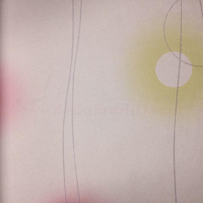 Papel de Parede Verde e Rosa BH2380205