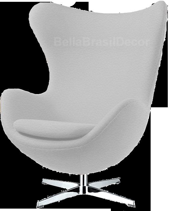 Poltrona The Egg Arne Jacobsen