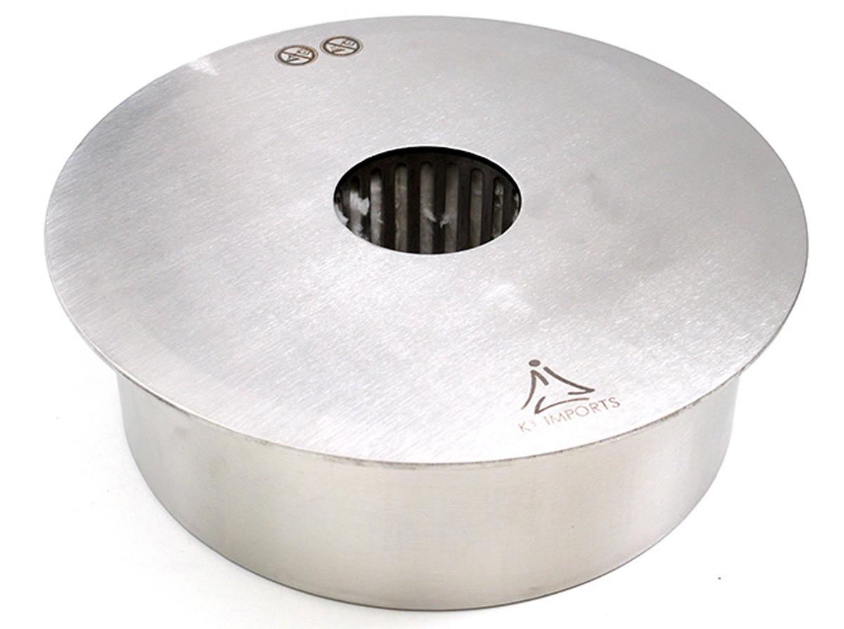 Queimador para lareira redondo Ø 32CM