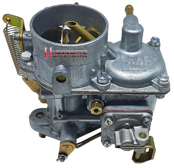 Carburador Fusca Brasilia Kombi Puma Buggy TL 1500/1600 30 Pic Solex Brosol Sem Agulha Gas