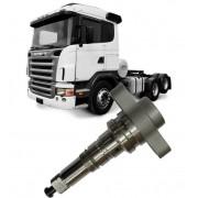 Bico Injetor Diesel Elemento Bomba Injetora Scania 114 e 124 - 2418455518