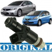 Bico injetor Honda New Civic Crv e New Fit com 9 Furos Novo Original