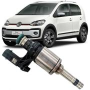 Bico Injetor Up Virtus Polo T-Cross 1.0 Tsi 3cc Golf Tiguan 1.4 Tsi Flex - 04E906036R Bosch Original