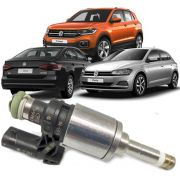 Bico Injetor Virtus Up Polo T-Cross 1.0 Tsi 3cc Golf Tiguan 1.4 Tsi Flex - 04E906036C Bosch Original