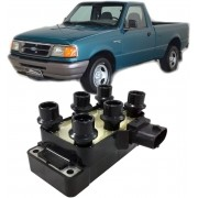 Bobina de Ignicao Ford Ranger 4.0 V6 Explorer 4.0 V6 de 1993 a 2002