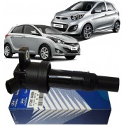 Bobina De Ignição Hyundai Hb20 e Picanto 1.0 3cc Após 2011 - 2730104000