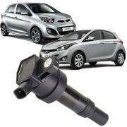 Bobina De Ignição Hyundai Hb20 e Picanto 1.0 3cc Após 2011 - 2730104000 Importada