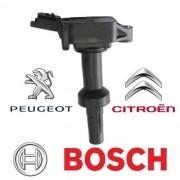 Bobina de Ignição Linha Peugeot 2008 1.6 Flex Após 2015 e Citroen - 9810972380 Semi Novo Original
