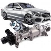 Bomba De Agua Mercedes C180 C200 C250 C300 1.6 Turbo E 2.0 Turbo M274