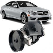 Bomba de Direção Hidraulica Mercedes C180 C200 1.6 e 1.8 Kompressor de 2007 À 2014 - 0054668301